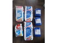 Mapei Tile Adhesive & Grout