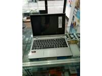 Acer Touch Laptop AMD A6-1450 1.00 Ghz 4gb Ram 150gb SSD Hard Drive Window 10