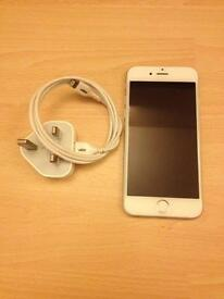 iPhone 6 64gb unlocked with charger