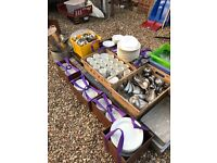 Large selection of catering equipment sold as a job lot only