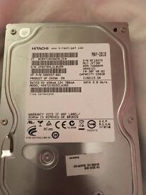 Hitachi hard drive 250gb