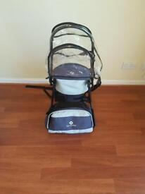 Baby carrier (back pack)