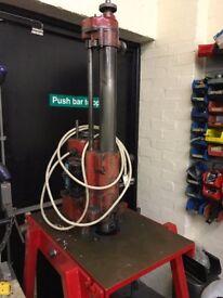 Engine Reconditioning Equipment Van Norman 777 Engine Boring bar Per-fect-o