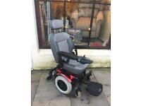Electric Wheelchair Mid wheel-drive