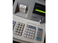SHARP SE-A307W Cash register