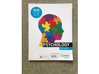 GCSE OCR psychology textbook