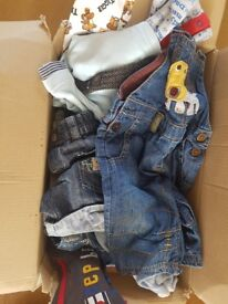 Newborn boys clothes lots of items from good brands next ect. Lisburn