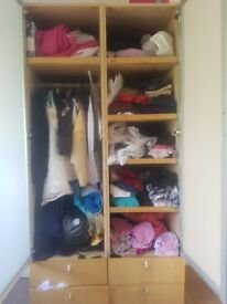 Cheap wardrobe