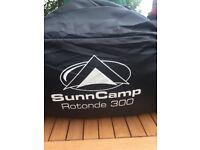 SunnCamp Rotonde 300 caravan awning.. Brand New