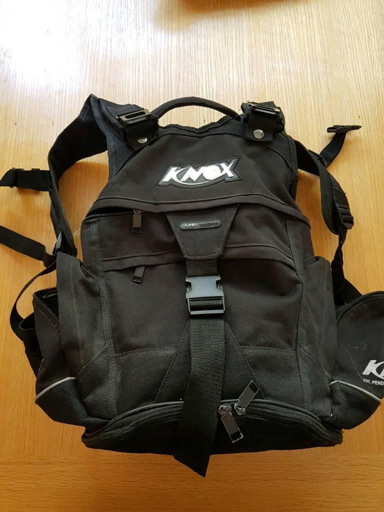 Knox motorcycle backpack rucksack