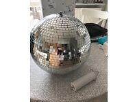 12 inch glitter ball