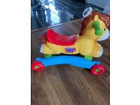 Vtech Musical Ride-on Horse