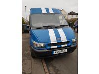 51 plate ford transit 125 T350 2.4 TDDI for sale!
