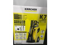 Karcher K7 Premium Full Control Home Plus Pressure Washer Brand New & Sealed..