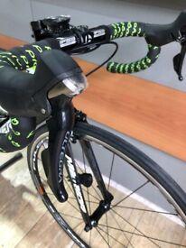 Road bike Merida Reacto carbon 2016