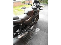 Honda 125 CBF M-D Black. 2014 MOT until June 2019. 4281 Miles. Excellent condition