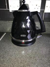 Diamond effect kettle