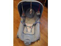 Babies R Us Ship Ahoy Rocker Portable Bouncer Chair