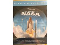NASA DVD collection