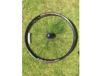 "Mountain bike front wheel DT Swiss 26"" Front X430 Rim"