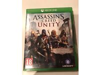 assassins creed unity , xbox one ! Price stands , no offers !