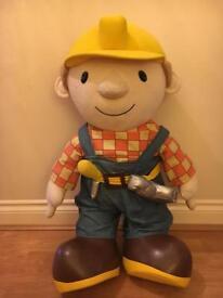 Huge rare 3ft Bob the builder
