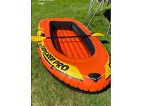 Explorer pro family boat/ dingy