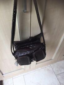 Kipling cross body shoulder bag.