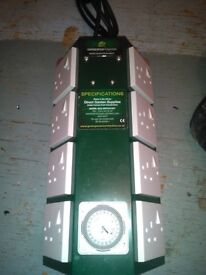green power 8 plug timer