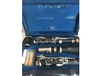 Buffet B12 Clarinet with Hard Clam Shell Case