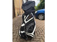 ** Callaway Golf Bag - Cart - Excellent Condition **