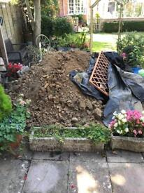 Top soil (free to collector)