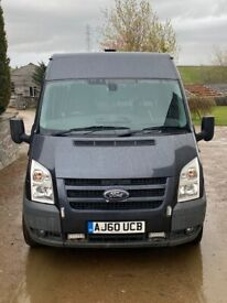 4X4 Fully Kitted Ford Transit with Full Years MOT