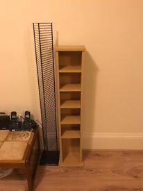 Storage shelf & living room ornament decor