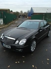 mercedes e320 cdi sport 7g very low miles 23500