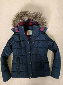 Womens Jack Wills quilted jacket - Size 10