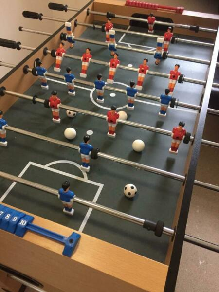 Used, Kids Table Football, can deliver  for sale  Norwich, Norfolk