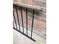 Iron Rails - Black x 2