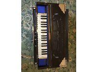Harmonium (professional)German Reed 13 Scale, 11stops, coupler, Portable £1000.00 ONO