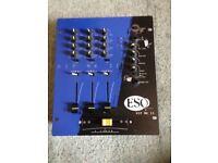 ESO HIP MK II - 3 Track Mixer - Vintage - £30 inc. postage