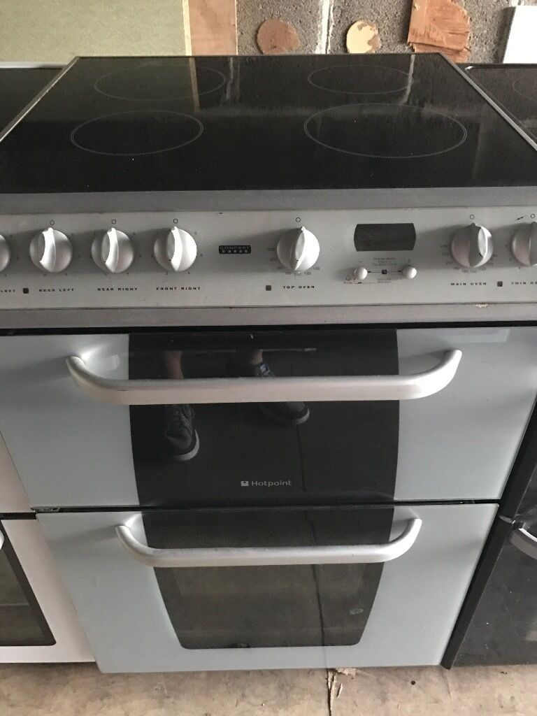 Hotpoint electric cooker for sale