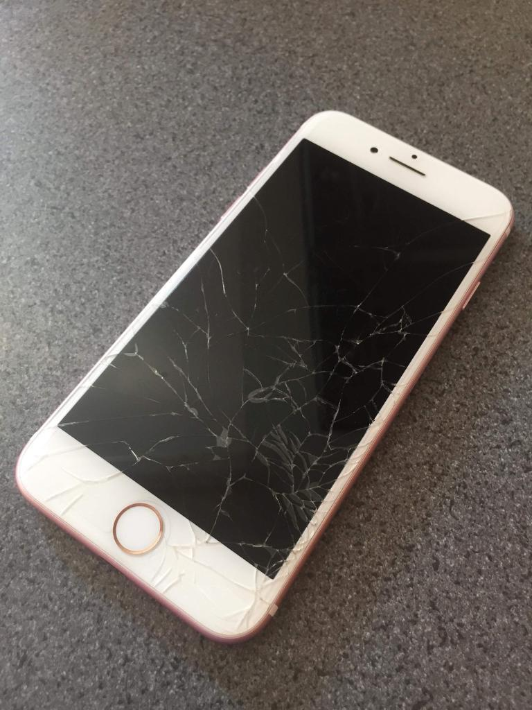 sell cracked screen iphone 7