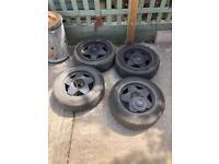 Vw t4 transporter alloy wheels