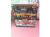 Mixed DVD Bundle