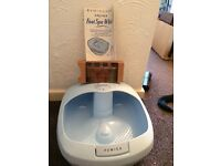 Remington aroma Foot spa