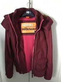 Womens Superdry jacket - small
