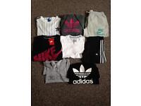 Ladies Adidas and Nike Clothing (£2 each)
