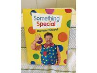 MR TUMBLE - SOMETHING SPECIAL BUMPER BOX SET DVD.
