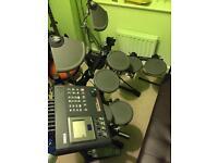 Yamaha dtx pro drum kit