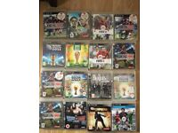 17 PlayStation 3 Games All £2 Each